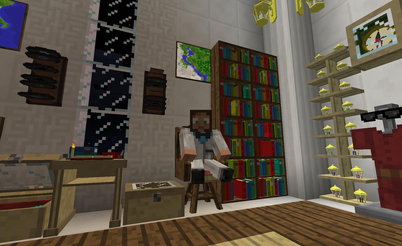 Bibliocraft Mods Minecraft Curseforge